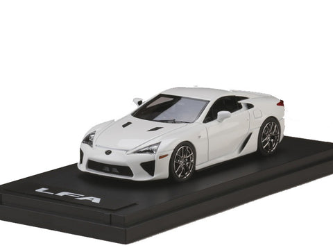 1/43 MARK 43 - Lexus LFA White (PM4334W)