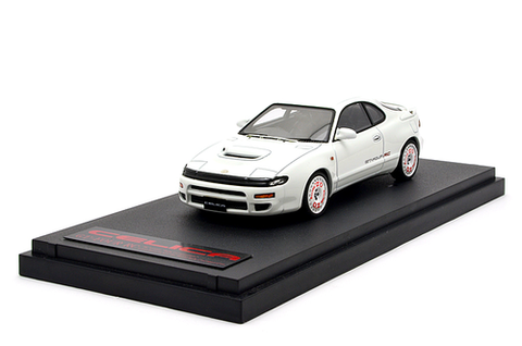 1/43 MARK 43 - Toyota Celica GT-FOUR RC (ST185) Super White II dish type sports wheel (PM4336SW2)