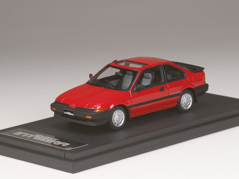 1/43 MARK 43 PM4339RSR Honda Quint Integra (AV) Rsi Victoria Red