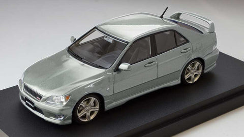 1/43 MARK 43 - Toyota Altezza RS 200 (sports version) Silver Metallic (PM4343S)