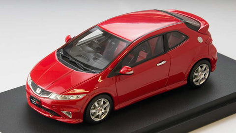 1/43 MARK 43 - Honda Civic type R euro (FN2) Milan Red (PM4347R)