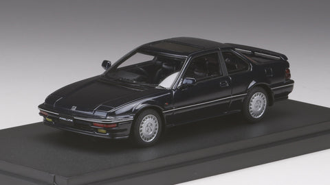 1/43 MARK 43 - Honda Prelude Si (BA5) 1987 - Blue