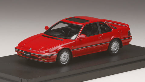1/43 MARK 43 - Honda Prelude Si (BA5) 1987 - Red
