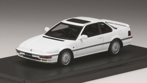 1/43 MARK 43 - Honda Prelude Si (BA5) 1987 - White