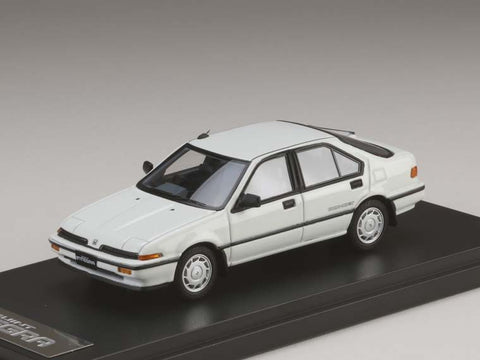 1/43 MARK 43 - PM4364W Honda Quint Integra (DA1) GSi White