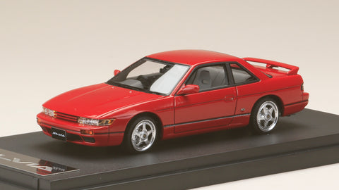 1/43 MARK 43 - PM4369CR Nissan Silvia K's (S13) Custom Ver Red