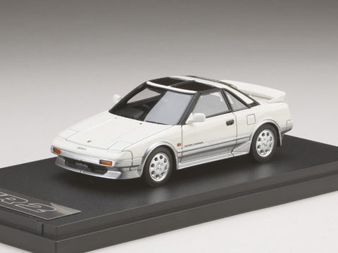1/43 MARK 43 - Toyota MR 2 G-Limited Super Charger T Bar Roof (AW11) Sparkle Wave Toning (PM4377WS)