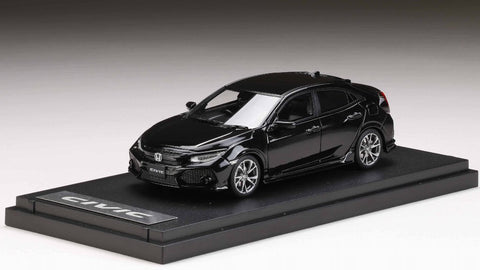 1/43 MARK43 - Honda Civic Hatchback FK7 2017 Crystal BlacK PM4391HBK Resin Model