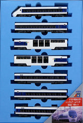 N Gauge Micro Ace A1074 371 Series Limited Express Asagiri Single Arm Pantograph Revised Item 7 Cars Set