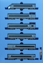 N Gauge Micro Ace A7572 Odakyu Romance Car 60000 Class MSE Refined Production Basic 6 Cars Set