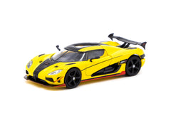 1/64 Tarmac T64G-005-ML Koenigsegg Agera RS Yellow