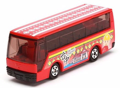 TAKARA TOMY - Tomica Taiwan Tourist Bys (Taichung) (Asia Version)