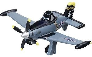 Takara Tomy - Tomica: Disney Motors: Planes P-14 Dusty (Jo Wrench Type)