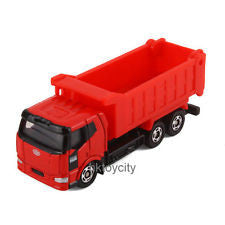 TAKARA TOMY - Tomica CN-12 Faw Truck (Red) (Asia Version)
