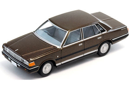 1/64 TOMYTEC Tomica Limited Vintage Neo - LV-N112a NISSAN CEDRIC 200E TURBO SGL EXTRA 1981 (Brown)