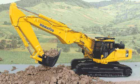 1/50 UH8004 Komatsu PC450LC Excavator with Short Boom