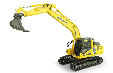 1:50 Universal Hobbies UH8122 - Komatsu PC210LC-11 Hybrid Excavator Model
