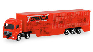 TAKARA TOMY - Tomica No.129 Racing Transporter