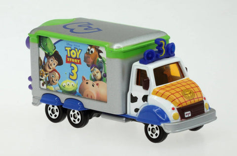Takara Tomy - Tomica: Disney Motors: DM-07 Toy Story 3 Jolly Float