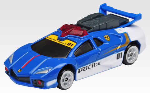 TAKARA TOMY - Dream Tomica SUPER SONIC RUNNER (No.141 )