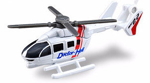 TAKARA TOMY - Tomica No.097 Medical Helicopter (Doctor Heli)