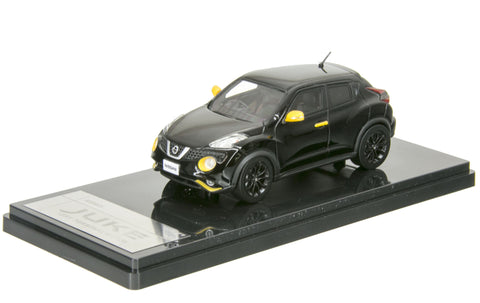 1/43 WIT'S - W402 NISSAN JUKE 15RX PERSONALIZATION SUPER BLACK