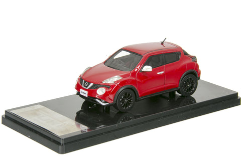 1/43 WIT'S - W403 NISSAN JUKE 15RX PERSONALIZATION PASSION RED