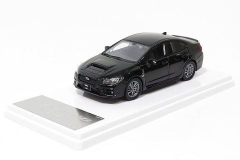 1/43 WIT'S - W424 SUBARU IMPREZA STI WRX S4 2.0GT EYESIGHT WR black