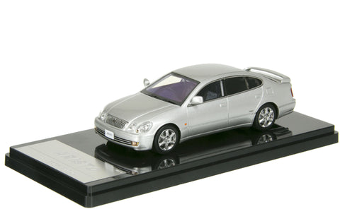1/43 WIT'S - W485 ARISTO V300 VERTEX EDITION SILVER METALLIC