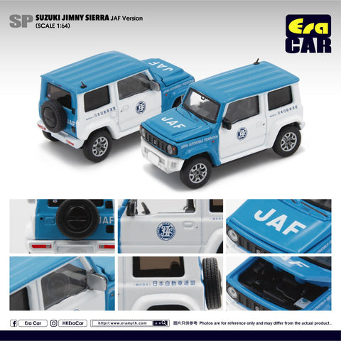 1/64 Era Car SP13 Suzuki Jimny Sierra JAF Version