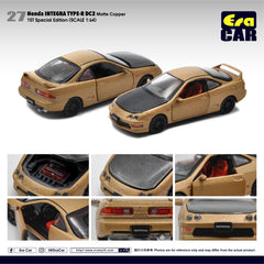 1/64 Era Car 27 Honda Integra Type-R DC2 Matte Copper (1st Special Edition)