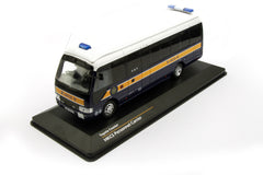 1/43 TINY Toyota Coaster - Hong Kong Correctional Service HKCS Personnel Carrier