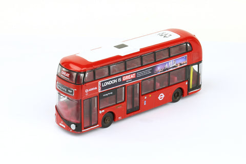 Tiny City die-cast - No.71 New Bus for London (LT3)