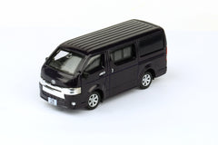 Tiny City die-cast - No.17 Toyota Hiace 2017 (DEEP RED MICA METALLIC)