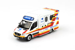 Tiny City die-cast - No.34 Mercedes Benz Sprinter Ambulance HKFSD (A431)