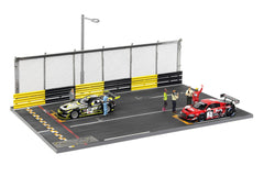 1/43 Tiny R2 Macau Grand Prix Racing Circuit Diorama Set - The Guia Circuit