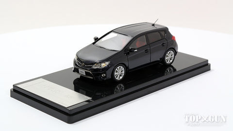 1/43 WIT'S - CT551 TOYOTA AURIS RS S Package 2012 Black Metallic CRYSTAL SHINE