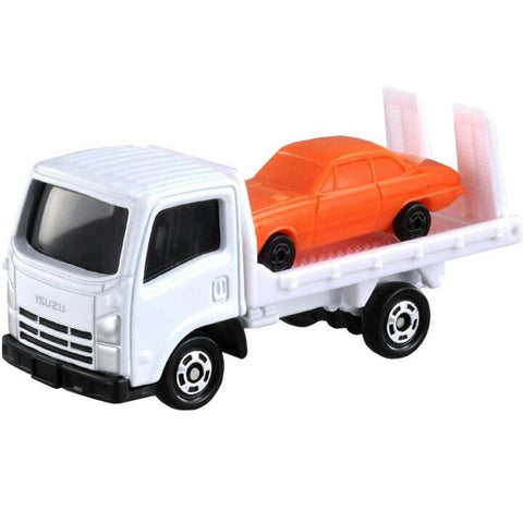 TAKARA TOMY - Tomica No.060 Isuzu ELF Carrier Truck (1st Edition)