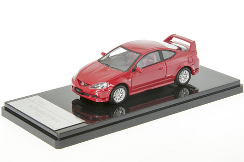 1/43 WIT'S - W65 Honda INTEGRA TYPE R DC-5 Milano Red