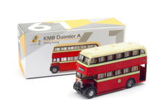 Tiny City die-cast - No.61 Kowloon Motor Bus KMB Daimler A rt.3