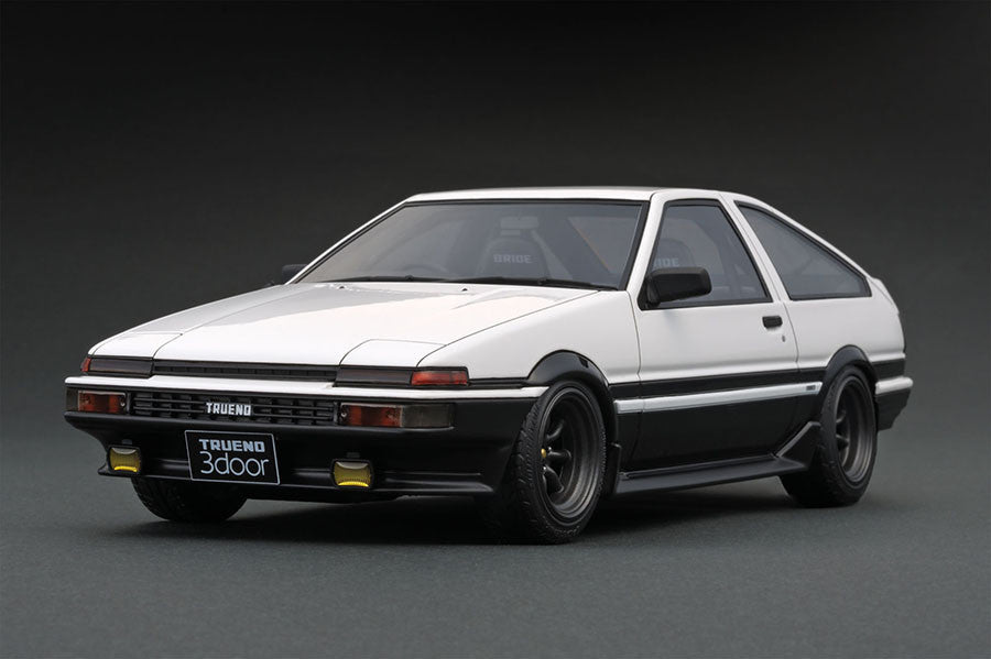 1 18 ignition model ig0536 toyota ae86 sprinter trueno. Black Bedroom Furniture Sets. Home Design Ideas