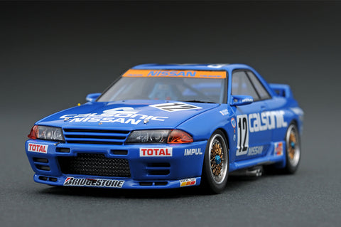 1/43 ignition model - IG1282 Calsonic Skyline No.12 1990 JTC