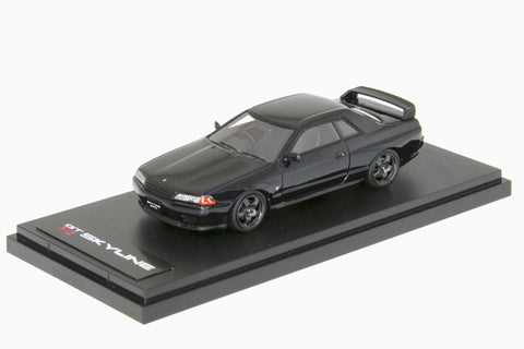 1/43 MARK 43 - Nissan Skyline GT-R (BNR32) Dark Blue (PM4304BL)