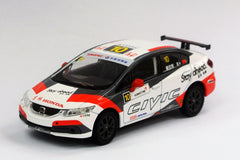 1/43 Honda Dong Feng Civic Stay Ahead Racing #10
