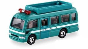 TAKARA TOMY - Tomica No.038 Mobile Rescue Bus