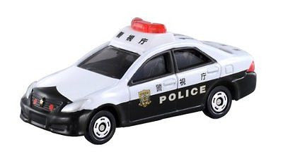 TAKARA TOMY - Tomica No.110 Toyota Crown Patrol Car