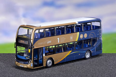 1/76 UKBUS6516 Stagecoach South Gold ADL Enviro400 MMC 10.9m - 10770 rt.1