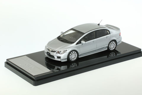 1/43 WIT'S - W290 HONDA CIVIC 2.0GL S Package 2008 silver metallic