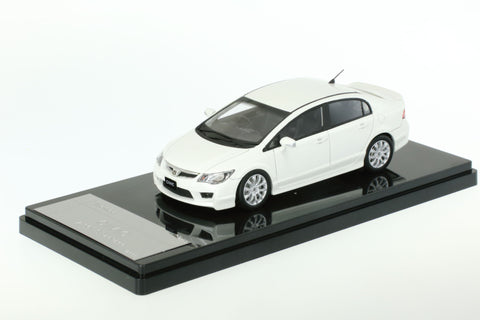 1/43 WIT'S - W291 HONDA CIVIC 2.0GL S Package 2008 White Pearl