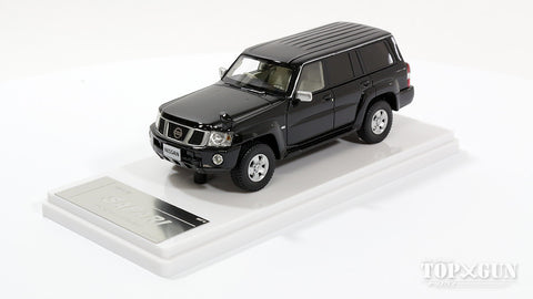 1/43 WIT'S - W349 Nissan Safari grand road limited (super Black)